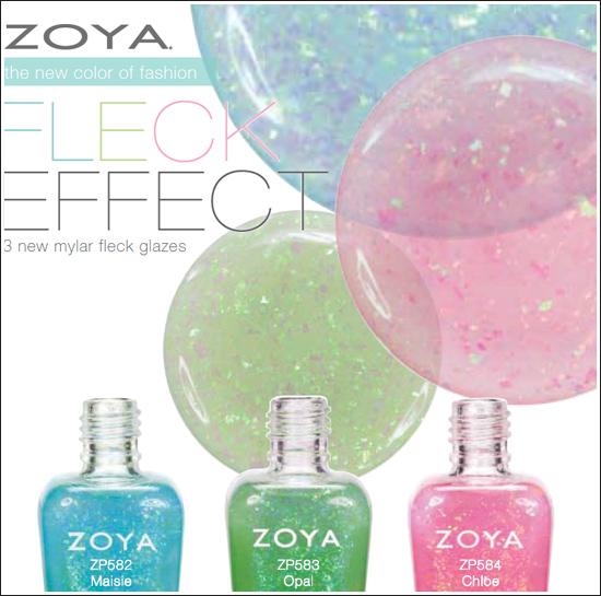 Zoya Fleck Effect