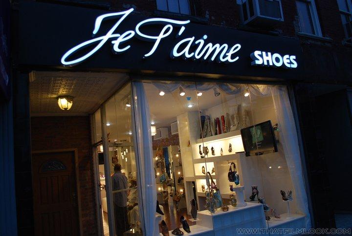 Flatbush Shoes Store Sale