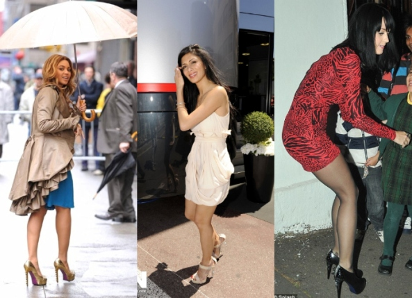 Some celebrities in Ruthie Davis pumps